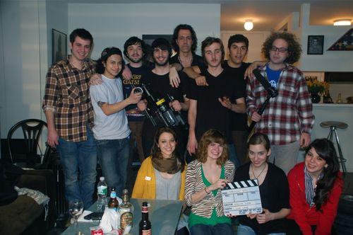 Cast & Crew.