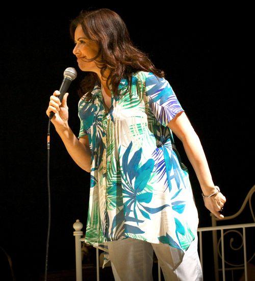 Begonya Plaza as Mariela Castro Espín
