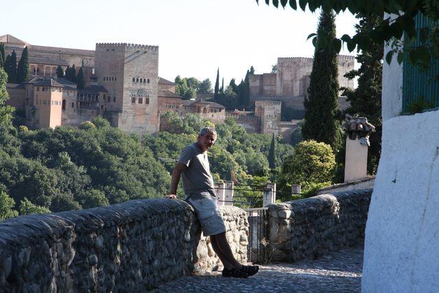 """Granada's """"La Alhambra"""""""